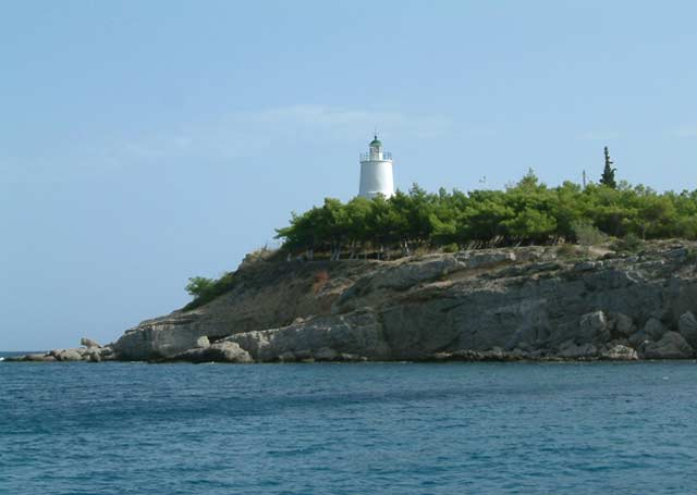 SPETSES LIGHTHOUSE -