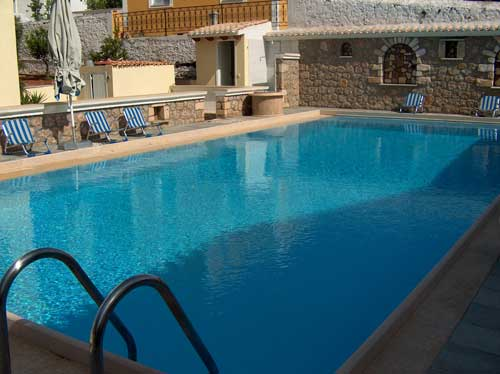 MARGARITA HOTEL IN  Spetses Town Spetses Saronic islands